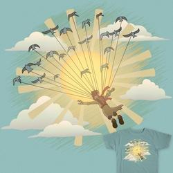 Fly Toward The Sun