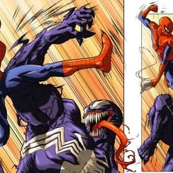 Anime-zing Spider-Man