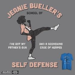 Jeanie Bueller's School of Self Defense