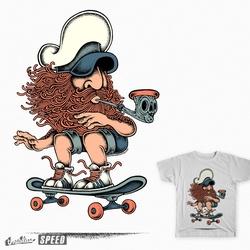 Skateboard Sailor