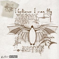 Da Vinci Penguin