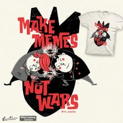 Make Memes, Not Wars