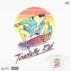 Toadally Rad