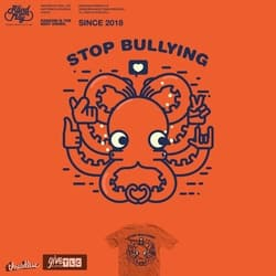 STOP BULLYING AND STAY OK