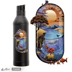 Nature is medicine _ Sticker