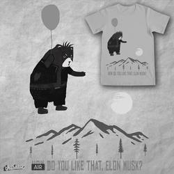 Bad Bear In The Air