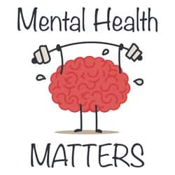 Mental health matters - Train your brain