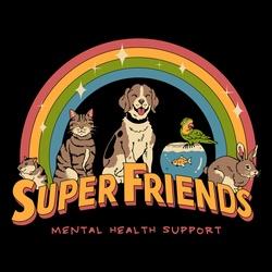 Super Mental Health Friends