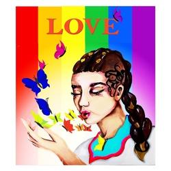¡La libertad es amar!
