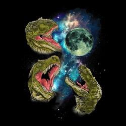 Three Rex Moon