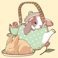 Teapot Bunnies