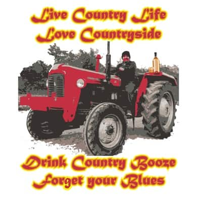 Live Country Life Love Countryside