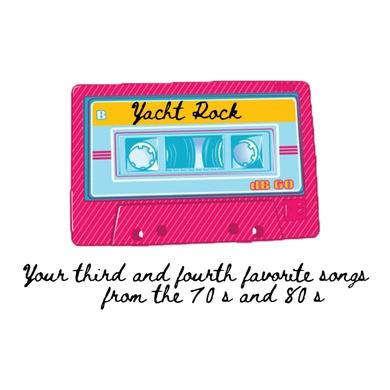 Yacht Rock Cassette