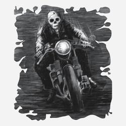 Old bones biker