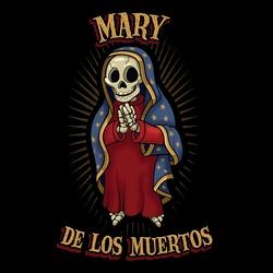 Mary de los Muertos