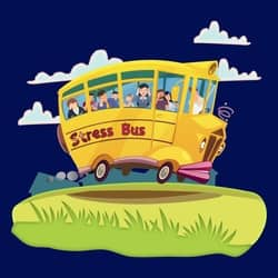 Get on the Stress Bus!