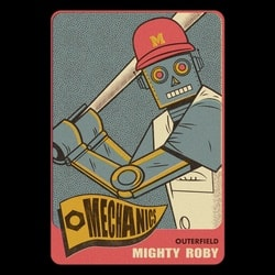 MIGHTY ROBY