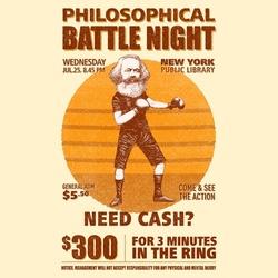 Philosophical Battle Night