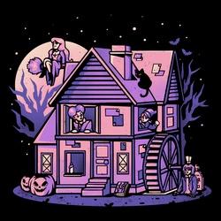 Hocus Pocus House - Cute Ghost Movie Halloween Gift