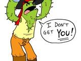 Cactus Pirate Jr.