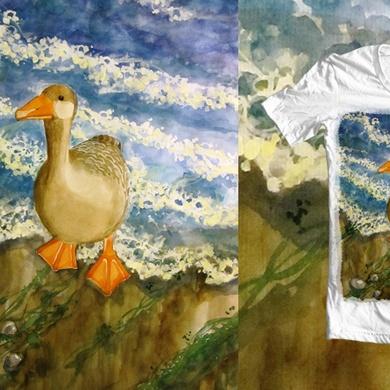 horrible foie gras or happy free goose