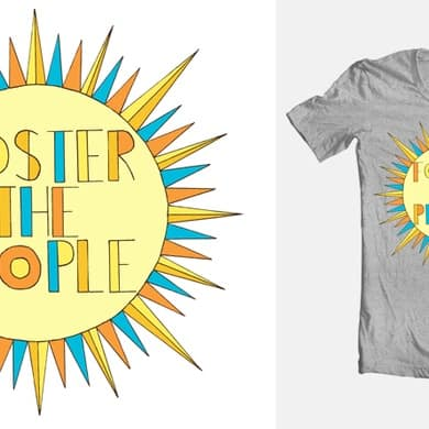 The Sun for Foster The People