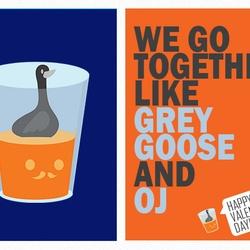 Goose & OJ