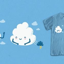 Suddenly Cloudy Sky