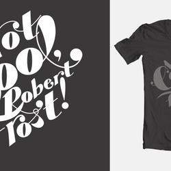 Not Cool, Robert Frost