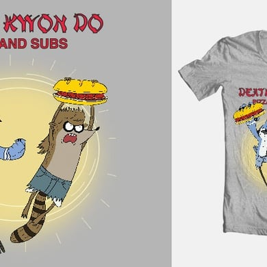 Death Kwon Do - Pizza and Subs