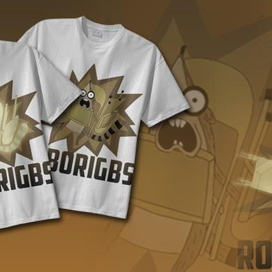 Regular Show Roborigbs Shirt (redesigned)