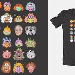 30 Fraggle Faces