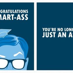 Smart-Ass Graduate