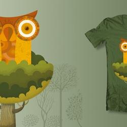 Insomniac owl