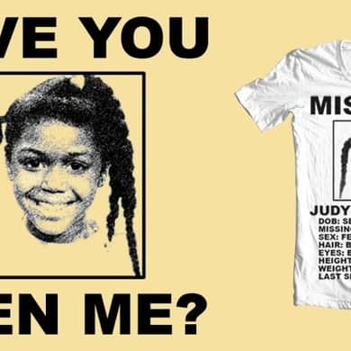 Help Find Judy Winslow