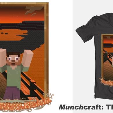 "Munchcraft's ""The Scream"""