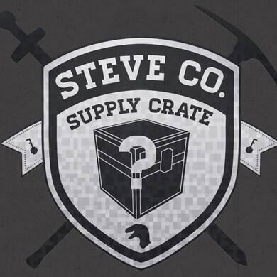 Steve Co. Supply Crate