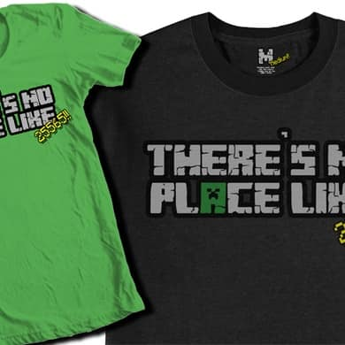 There's No Place Like 25565!!