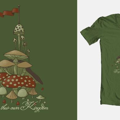 Fungi are their own Kingdom