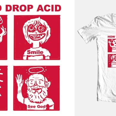 How to drop acid