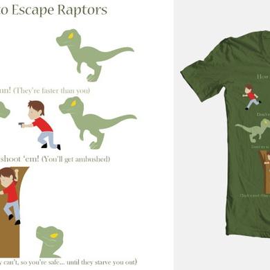 How to Escape Raptors