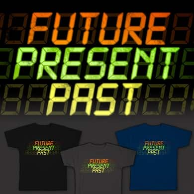 To the future...