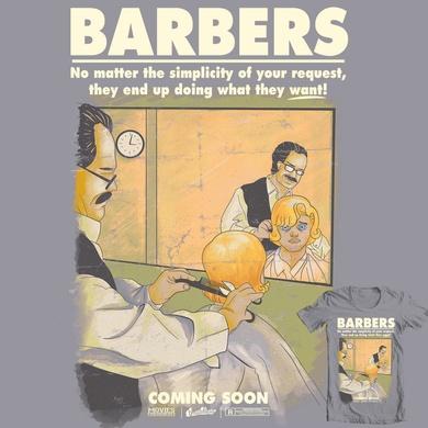 Barbers!