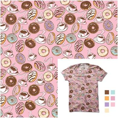Coffee-donut Madness