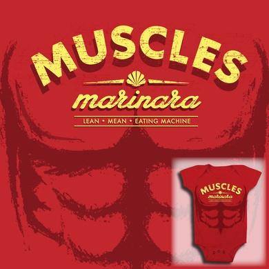 Muscles Marinara