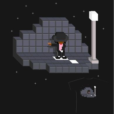 8-bit spacewalk