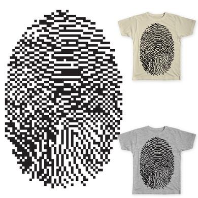 8-bit fingerprint