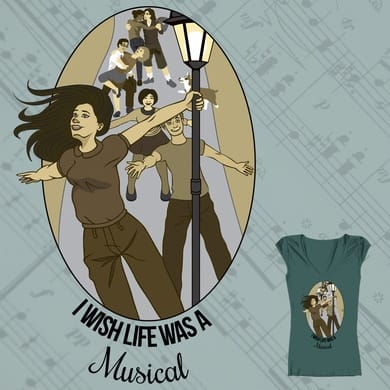 I Wish Life Was A Musical