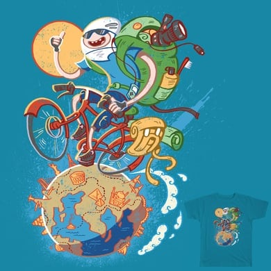 A Wonder(s)ful Adventure!