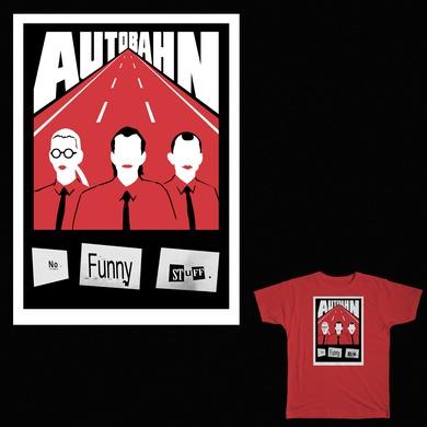 AUTOBAHN - No Funny Stuff